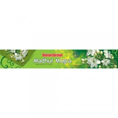 Madhur Mogra (20 Gm) Incense Sticks