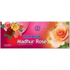 Madhur Rose (100 Gm) Incense Sticks