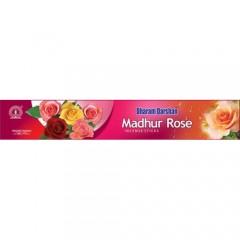 Madhur Rose (20 Gm) Incense Sticks
