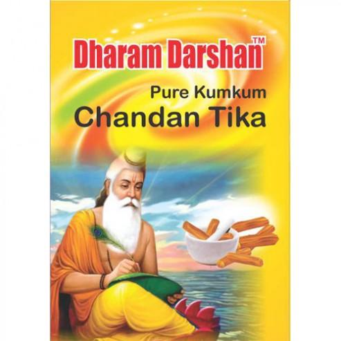 Chandan Tika