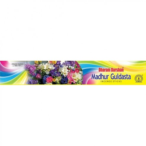 Madhur Guldasta (20 Gm) Incense Sticks